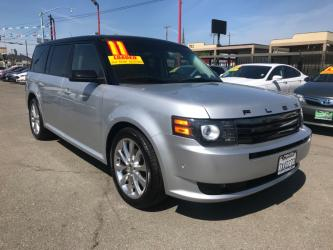 2011 Ford Flex TITANIUM w/3rd Row